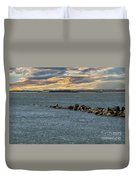 Fort Sumter Protection Duvet Cover