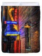 Fort Worth Impressions Scat Lounge Duvet Cover