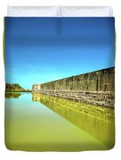 Fort Zachary Taylor, Key West Duvet Cover