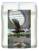 Fortaleza Hall, Spirit Of Carnauba Duvet Cover by Mark Czerniec
