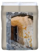 Fortress Window Duvet Cover