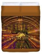 Forum Shops - Las Vegas Duvet Cover