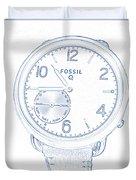 Fossil Q 5 Duvet Cover