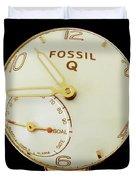 Fossil Q 7 Duvet Cover