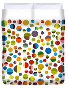 Found My Marbles 3.0 Duvet Cover