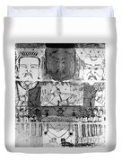 Founders Of Chinese Medicine, 5000�4500 Duvet Cover