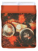 Foundry Formations Duvet Cover