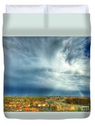 Founds Clouds Duvet Cover