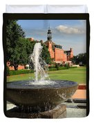 Fountain And Union Duvet Cover