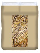 Fountain Of Love Every Drop Is Promising Eternal Passion Duvet Cover