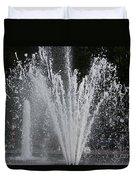 Fountains Duvet Cover