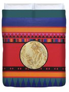 Four Corners - Seminole Duvet Cover