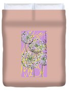 Four Wishes Duvet Cover