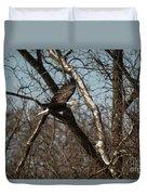 Fox River Eagles - 20 Duvet Cover