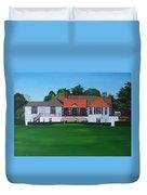 Foxrock Golf Club Duvet Cover