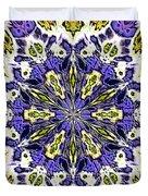 Fractal 9 Duvet Cover