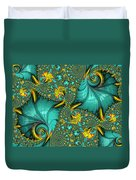 Fractal Art - Gifts From The Sea By H H Photography Of Florida Duvet Cover