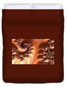Fractal Desert Duvet Cover
