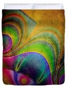 Fractal Design -a5- Duvet Cover