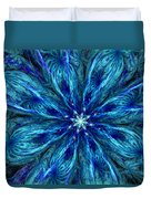Fractal Flora 062610 Duvet Cover
