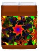 Fractal Garden 15 Duvet Cover