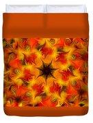 Fractal Garden 6 Duvet Cover