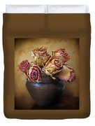 Fragile Rose Duvet Cover
