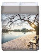 Framed Jefferson Duvet Cover