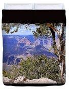 Framed View - Grand Canyon Duvet Cover