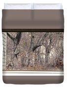 Framing Tangled Dunescape Duvet Cover