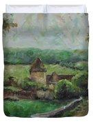 France, 1993 Duvet Cover