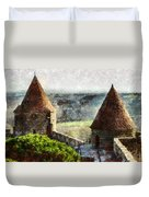 France - Id 16235-220257-3312 Duvet Cover