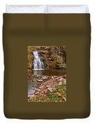 France Park Falls Duvet Cover