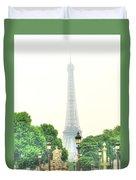 France Duvet Cover