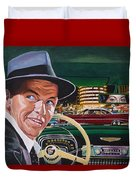 Frank Sinatra - The Capitol Years Duvet Cover