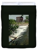 Frankenmuth Lager Mill II Duvet Cover