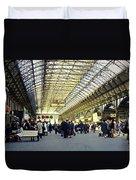 Frankfurt Hbf Duvet Cover