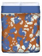 Frantic Delirium - V1sd88 Duvet Cover