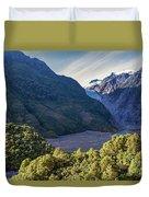Franz Josef, New Zealand Duvet Cover