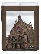 Frauenkirche - Nuremberg Duvet Cover
