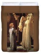 Frederick Leighton Light Of The Harem C  1880 Duvet Cover