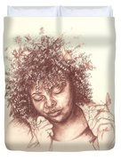 Free To Be Duvet Cover
