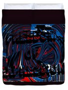 Freedom Of Expression Duvet Cover