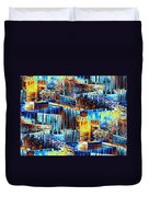 Freeway Park 3 Duvet Cover