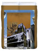 Freeway Park 7 Duvet Cover
