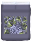 Freeway Park Waterfall 2 Duvet Cover
