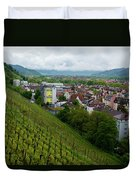 Freiburg Wine Sloop Duvet Cover