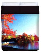 French Creek Fall 94-020 Duvet Cover