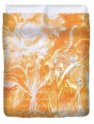 French Floral 2 Duvet Cover