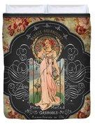 French Perfume-jp3737 Duvet Cover